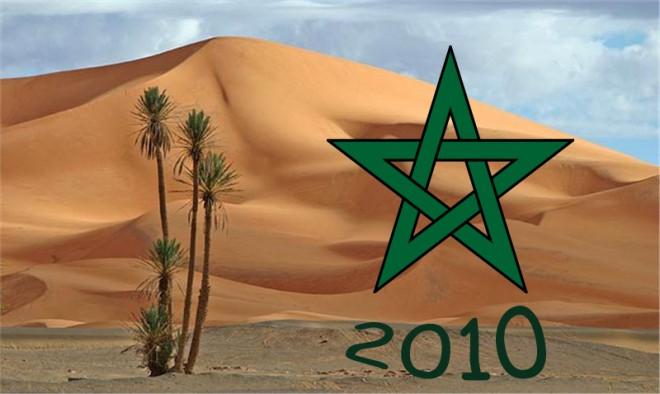 Maroko 2010, expedice vnit�n�ho hlasu