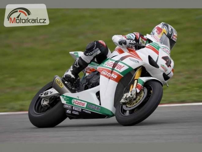 J. Rea: Nad�le sn�m o MotoGP