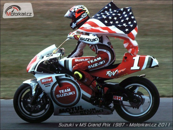 Suzuki  v MS Grand Prix 1987 – 2010