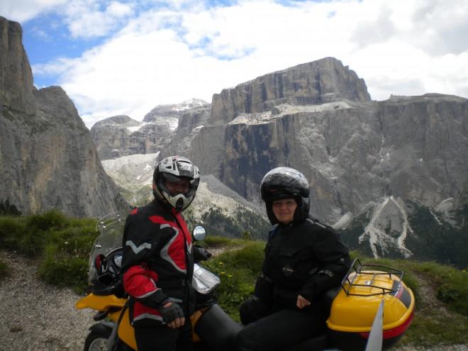 Poznání Dolomit 2010
