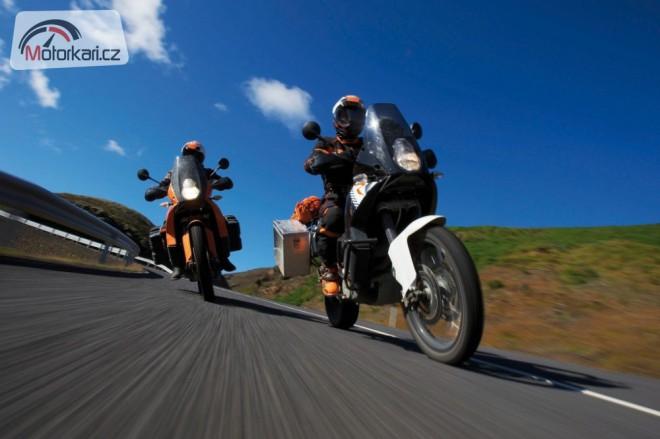 Novinky KTM v roce 2012