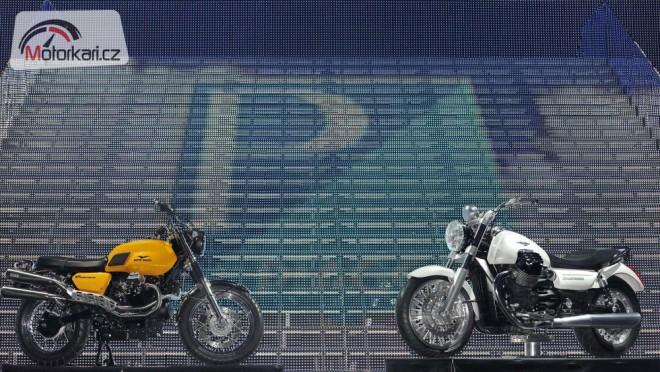 Moto Guzzi 2012 - California a Scrambler