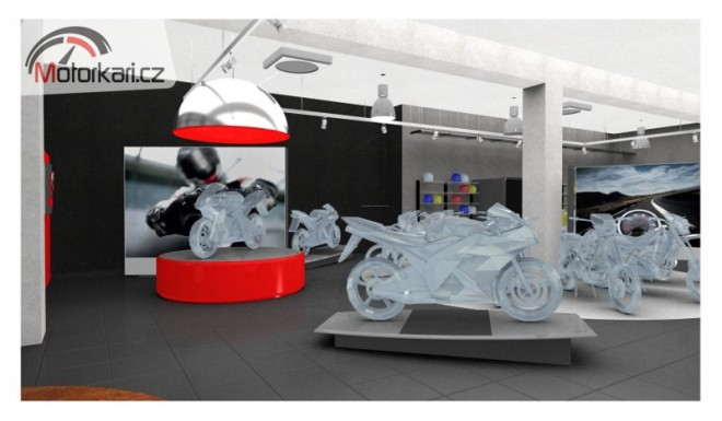 Nové Yamaha Centrum v Brnì