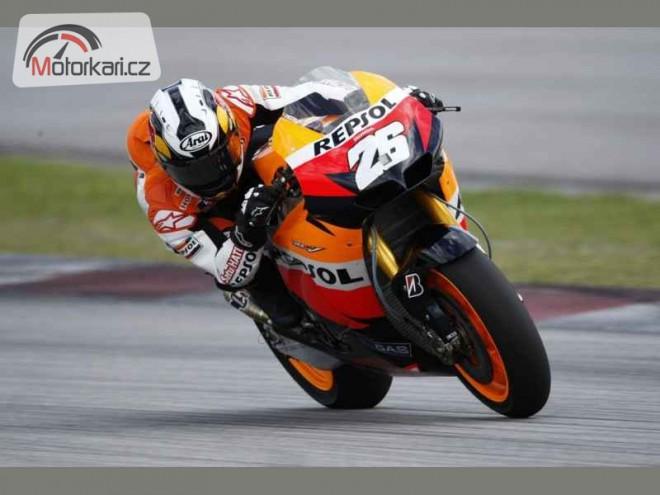 Sepang - testy MotoGP, 2. den
