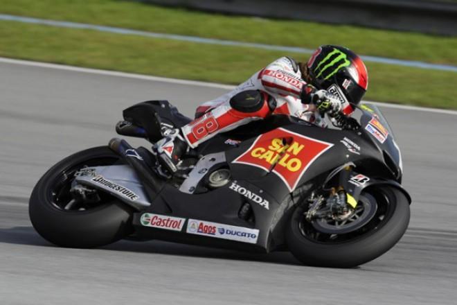 Sepang - testy MotoGP, 3. den