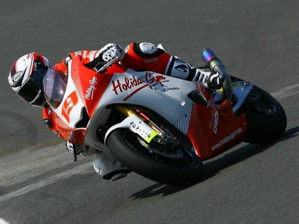 Xavier Simeon nazpìt v Grand Prix