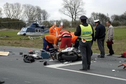 Motorky a nehody