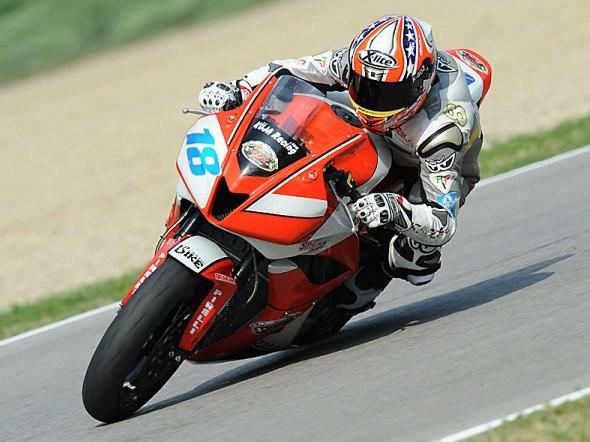 Druhá Kawasaki Pedercini je obsazená