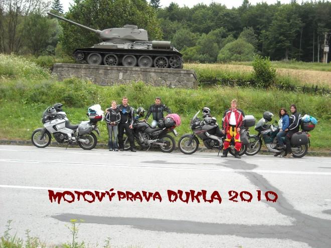 Motovýprava Dukla 2010