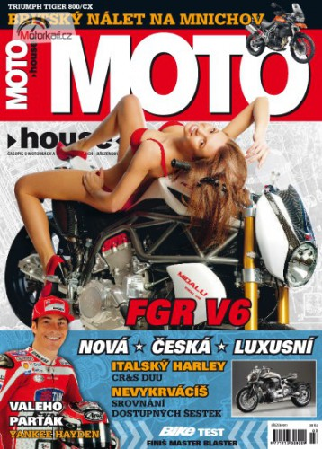 Motohouse 3/2011