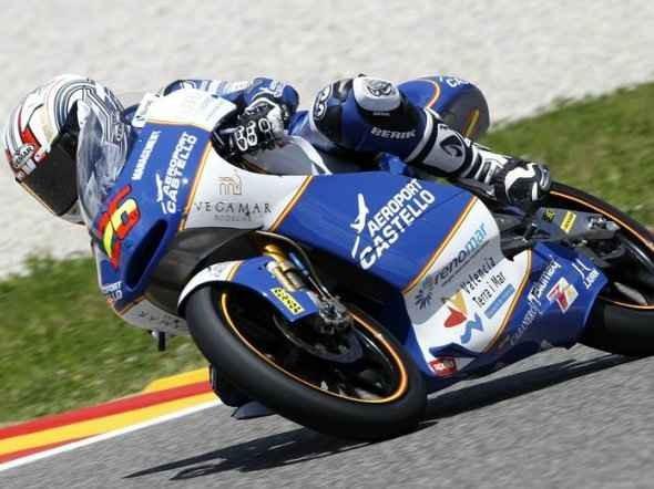 Adrian Martin bez týmu a bez motorky