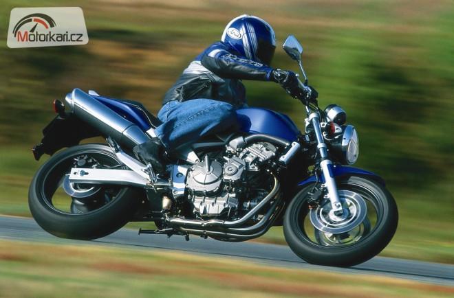 Z druhé ruky - Honda Hornet 600