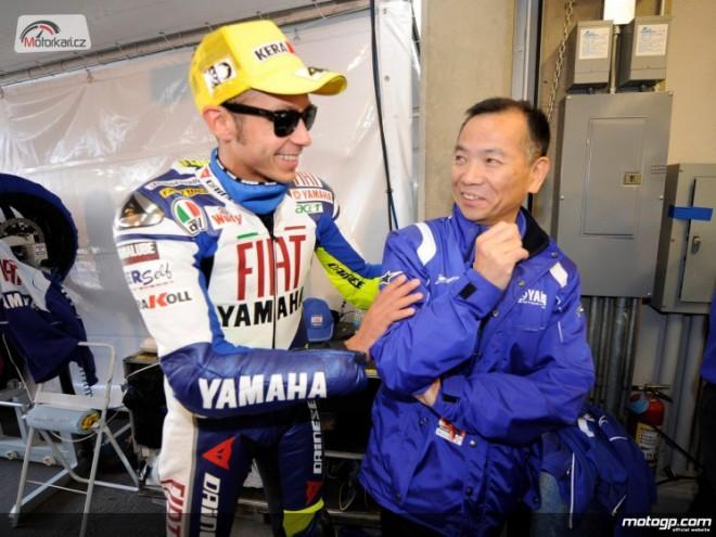Furusawa: Sedm let v MotoGP staèilo