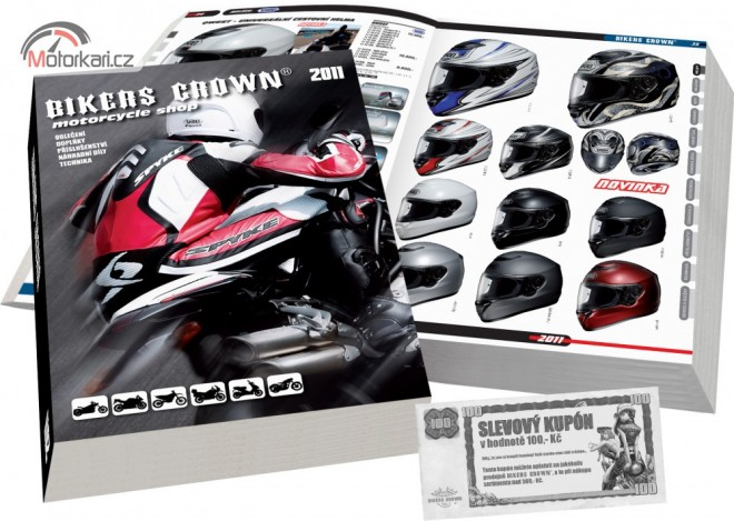 Katalog Bikers Crown 2011
