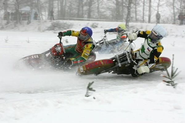 MÈR dvojic na ledech – finále v Rùžené