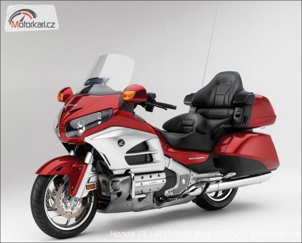 Nový Gold Wing: Honda posílá do Mnichova odpovìï