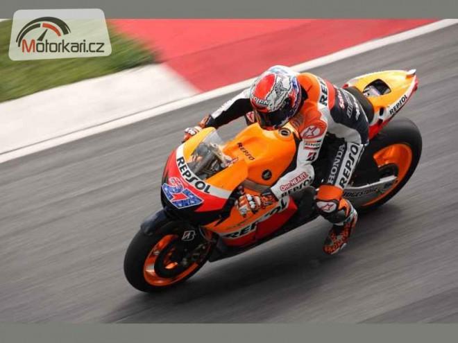 Testy MotoGP - Sepang, 2. den