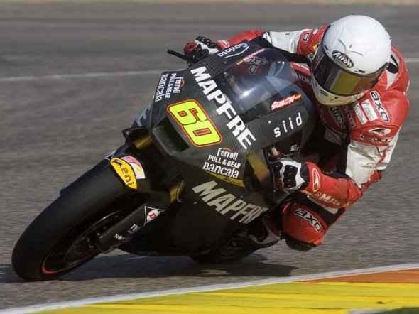 Testy Moto2 v Jerezu - rekord Juliana Simona