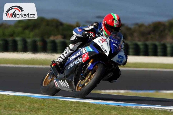 Phillip Island - z�vod supersport�