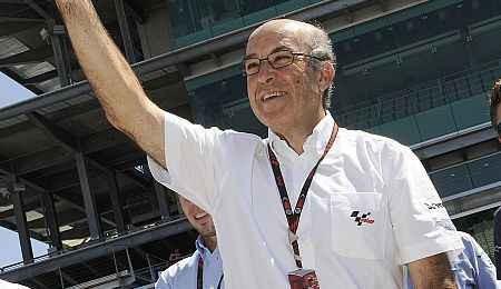 Ezpeleta: Velký zájem o MotoGP 2012