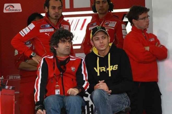 """Preziosi: """"Všichni pracují pro Rossiho."""""""