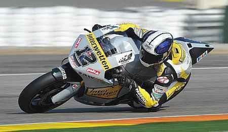 Testy IRTA Jerez - 1. den