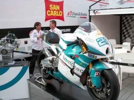 Pojede Inmotec v Jerezu?