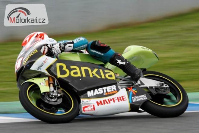 Testy IRTA Jerez - 2. den