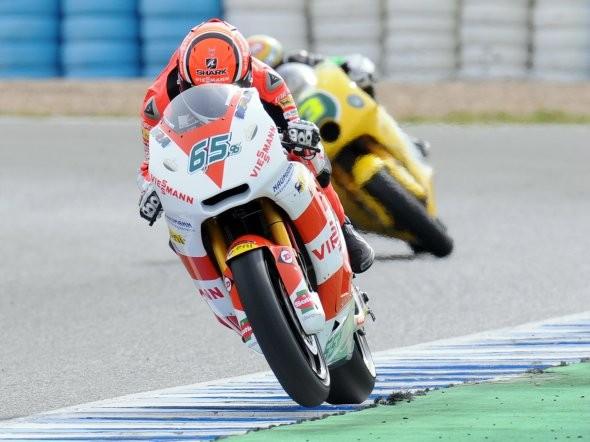 Testy IRTA Jerez - 3. den