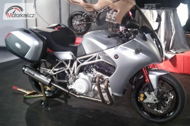 Motus MST-01 dostal finální podobu