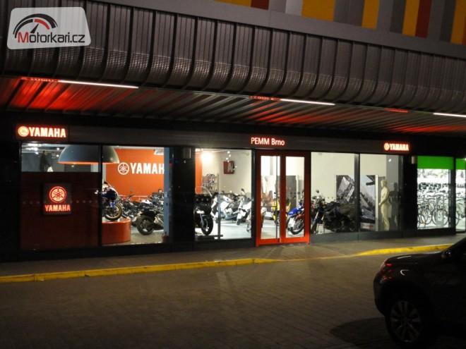 Nový dealer Yamaha v Brnì oficiálnì zahájil provoz