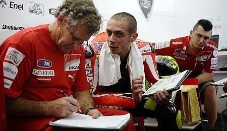 Uccio: Rossiho superbikové plány jsou konkrétní