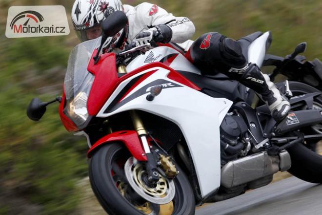 �pan�lsk� prezentace Honda CBR 600F, 250R a 125R