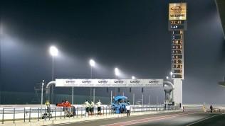 Testy MotoGP - Losail, 1. den