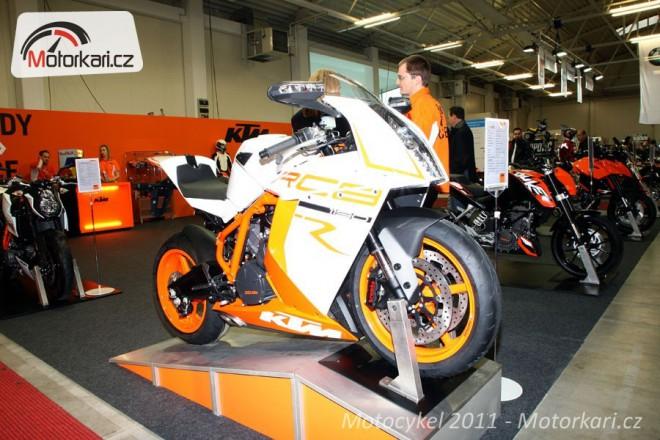 V Bratislavì odstartovala výstava Motocykel