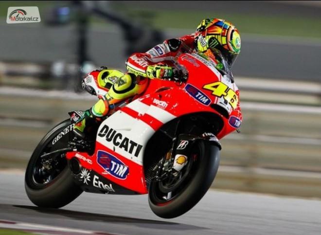 Grand Prix Kataru - sobota