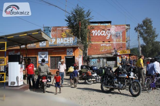 Nepál 2010