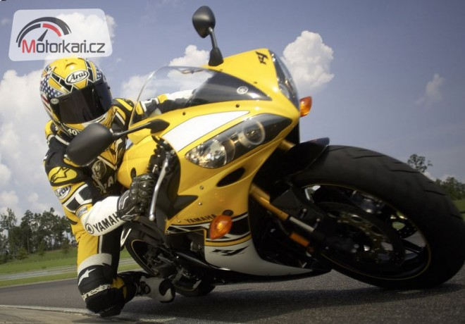 Z druhé ruky - Yamaha YZF-R1