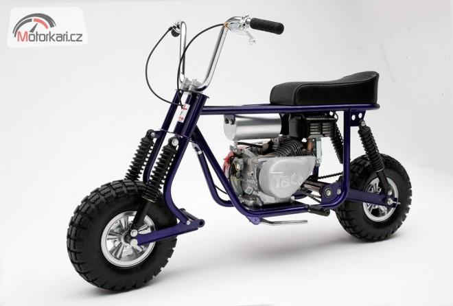 Minibike Taco: Splašené trubky opìt na scénì