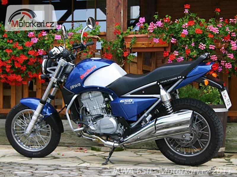 Jawa 660 Sportard se predstavuje | Motork�ri.cz