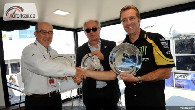 Dorna oslavila 300 závodù Grand Prix