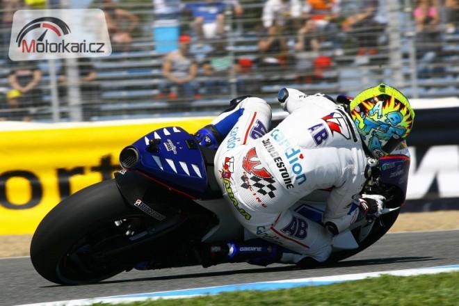Grand Prix Španìlska - pátek