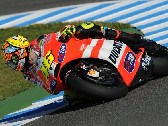 Rossi poradcem Bridgestonu