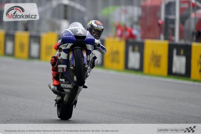 Jezdci MotoGP po Jerezu