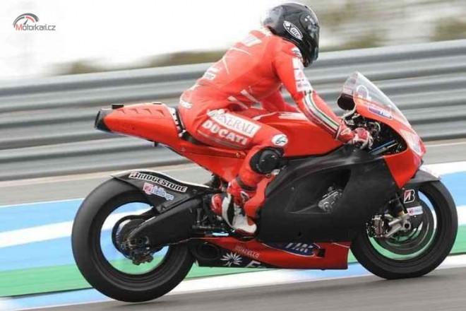 Ducati ano, Honda ne