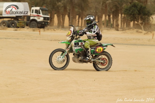 Abu Dhabi Desert Challenge 2011: Druhá etapa