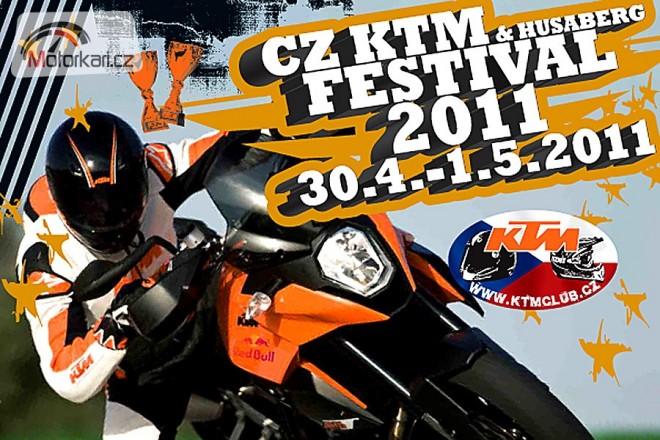 Pozvánka na KTM Festival 2011