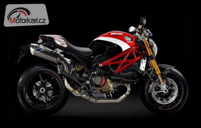 Ducati Monster 848R - pouze pøestavba