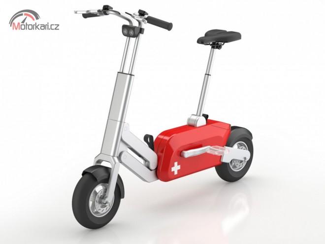 Voltitude - malé elektromotorové kolo