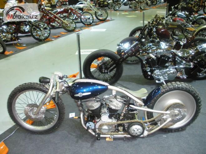 Custom Chrome dealer show Mainz 2011